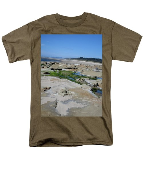 The Strange And The Beautiful Men's T-Shirt  (Regular Fit) by Marie Neder