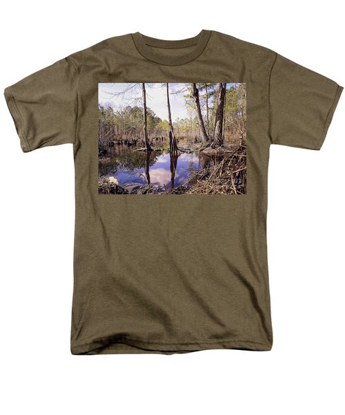 The Swamp Men's T-Shirt  (Regular Fit) by Melissa Messick