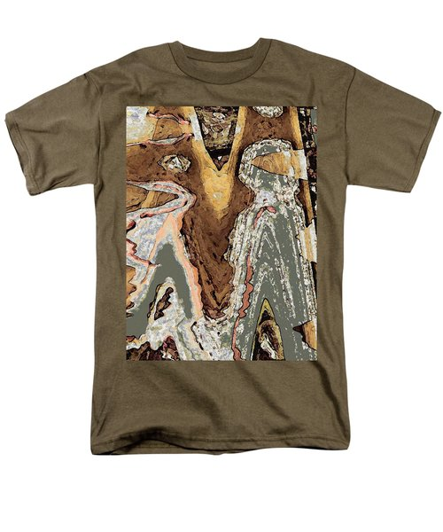 The Wanderers Men's T-Shirt  (Regular Fit) by David Hansen