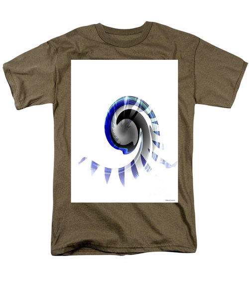 The Wave Men's T-Shirt  (Regular Fit) by Thibault Toussaint