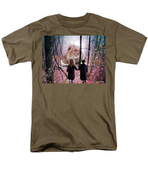 The Way Men's T-Shirt  (Regular Fit) by Bill Stephens