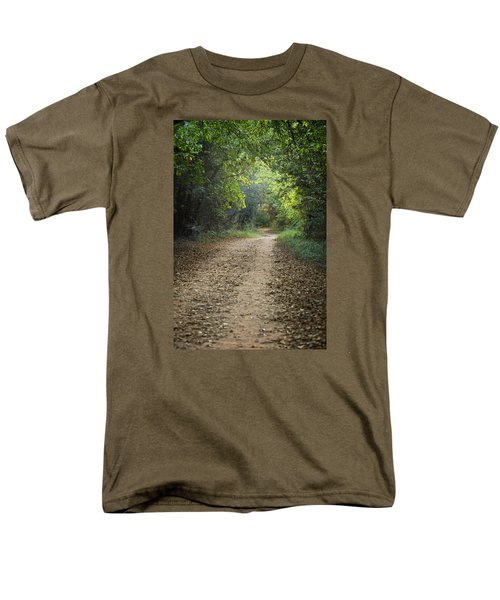 The Winding Path Men's T-Shirt  (Regular Fit)