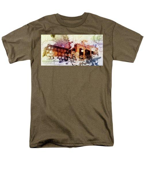 Them Olden Days Men's T-Shirt  (Regular Fit) by Deborah Nakano