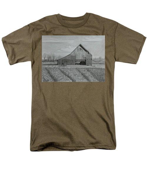Theresa's Barn Men's T-Shirt  (Regular Fit)
