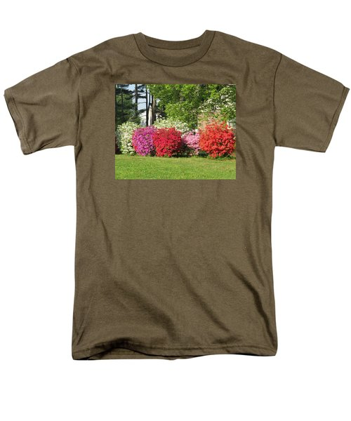 This Is Spring In Pa Men's T-Shirt  (Regular Fit) by Jeanette Oberholtzer