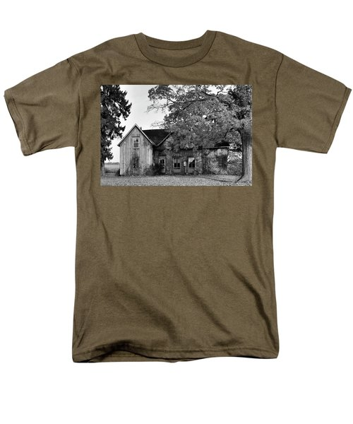 This Old House 2 Men's T-Shirt  (Regular Fit) by Gary Hall