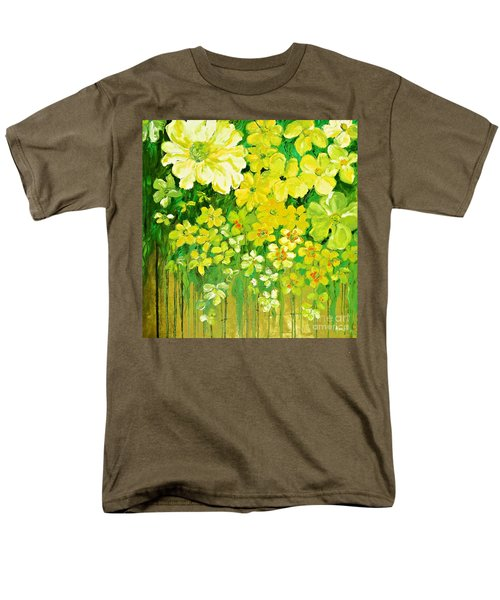 This Summer Fields Of Flowers Men's T-Shirt  (Regular Fit)