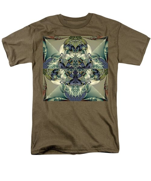 Through A Glass Darkly Men's T-Shirt  (Regular Fit) by Jim Pavelle