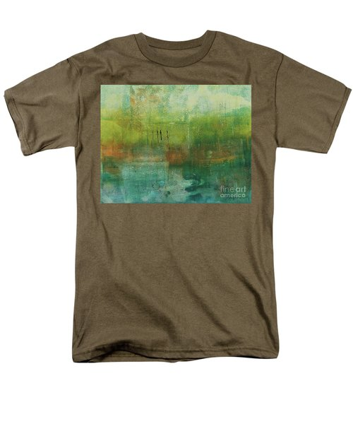 Through The Mist Men's T-Shirt  (Regular Fit)