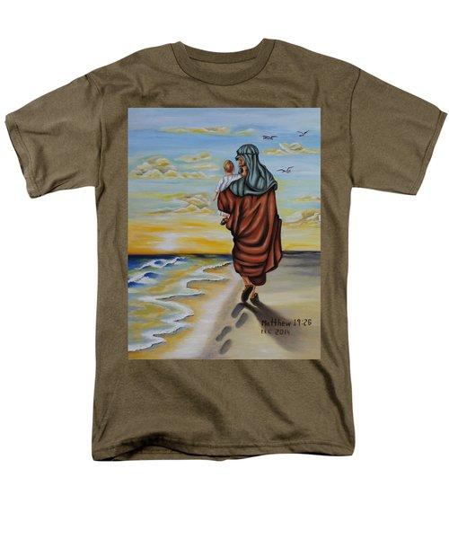 Through The Struggle Men's T-Shirt  (Regular Fit)