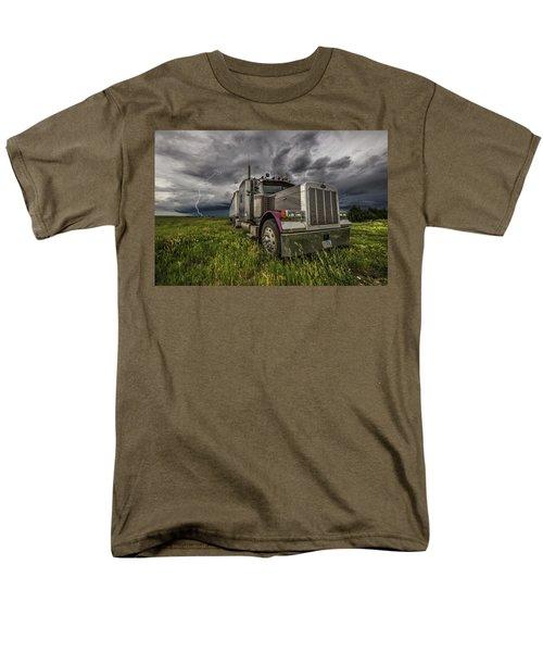 Thunderstruck Men's T-Shirt  (Regular Fit)