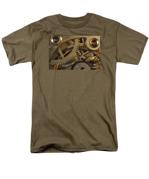 Tic Tac Wheels Men's T-Shirt  (Regular Fit) by Angelo DeVal