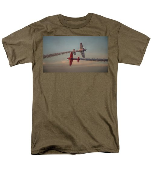Tiger Yak 55 Men's T-Shirt  (Regular Fit) by Dorothy Cunningham