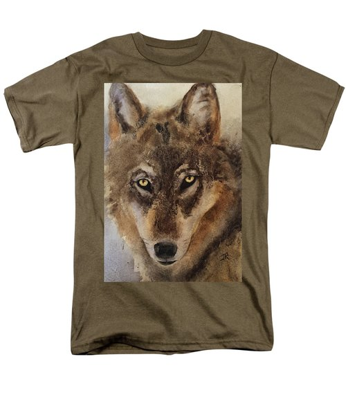Timber Wolf Men's T-Shirt  (Regular Fit)