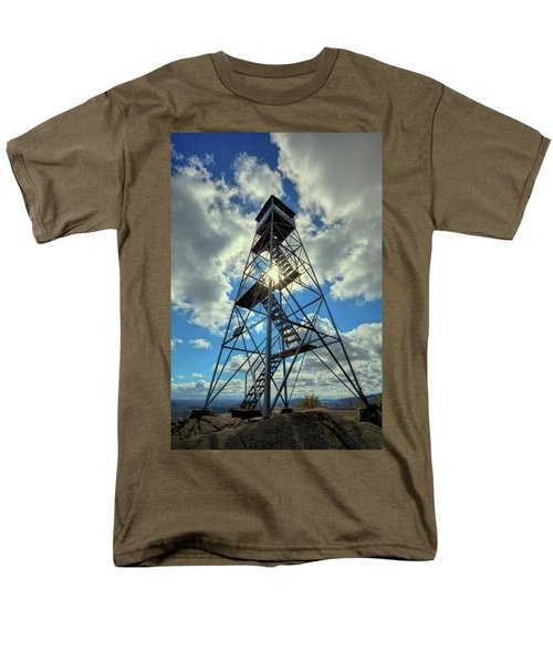 To Climb Or Not To Climb Men's T-Shirt  (Regular Fit) by David Patterson