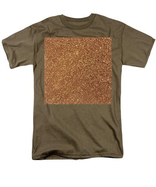 Touch Of Gold Men's T-Shirt  (Regular Fit) by Alan Casadei