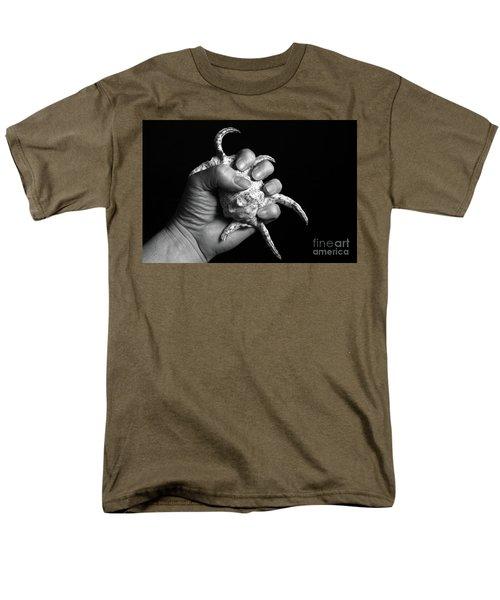 Touch Series - Shells Men's T-Shirt  (Regular Fit) by Nicholas Burningham