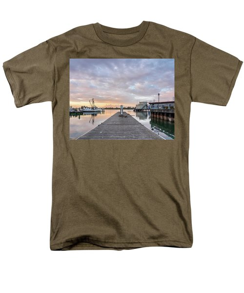 Men's T-Shirt  (Regular Fit) featuring the photograph Toward The Dusk by Greg Nyquist
