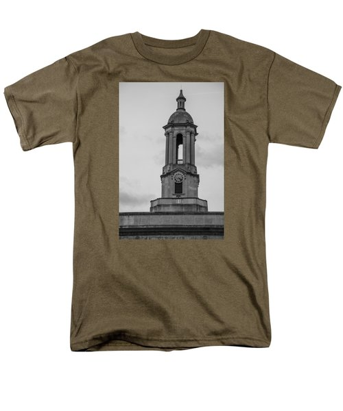 Tower At Old Main Penn State Men's T-Shirt  (Regular Fit) by John McGraw