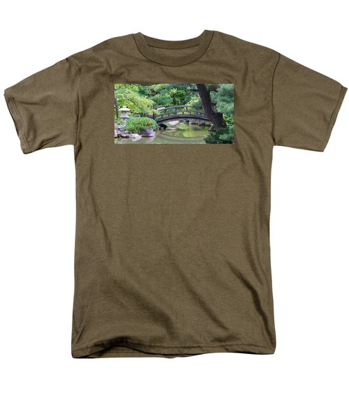 Men's T-Shirt  (Regular Fit) featuring the photograph Tranqility by Bruce Bley