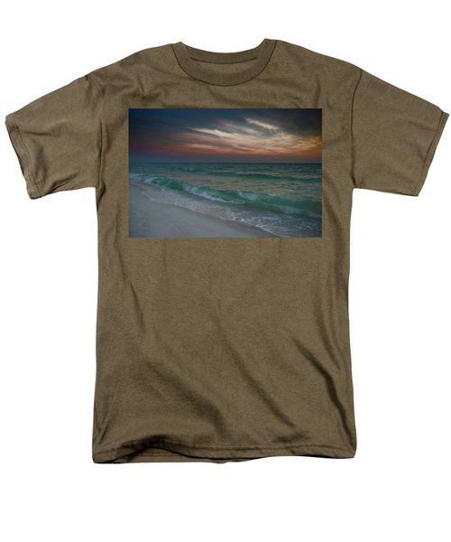 Men's T-Shirt  (Regular Fit) featuring the photograph Tranquil Evening by Renee Hardison