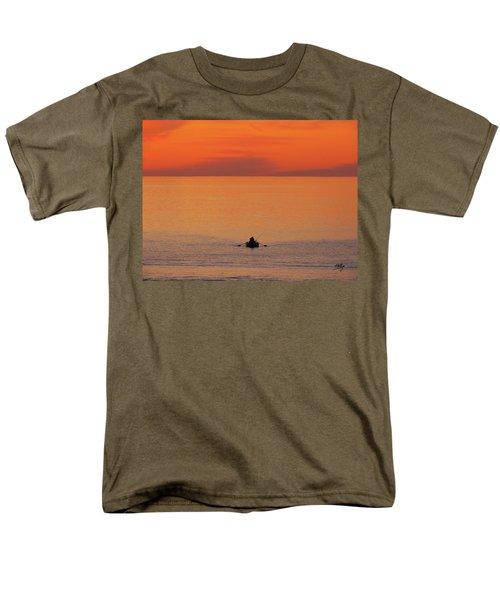 Tranquililty Men's T-Shirt  (Regular Fit) by Linda Hollis
