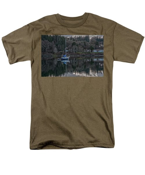 Tranquility 9 Men's T-Shirt  (Regular Fit) by Timothy Latta