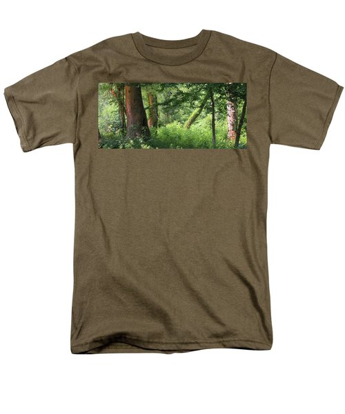 Tranquility Men's T-Shirt  (Regular Fit) by Roena King