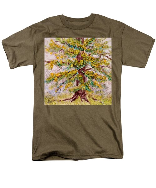 Tree Of Life Men's T-Shirt  (Regular Fit) by Joanne Smoley