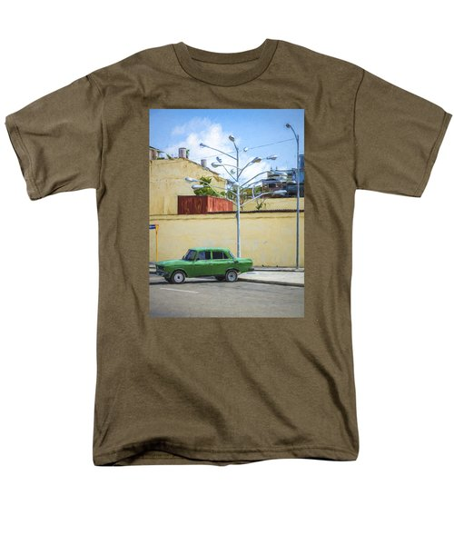 Tree Of Light Men's T-Shirt  (Regular Fit)