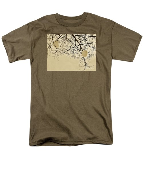 Tree Orbs Men's T-Shirt  (Regular Fit) by Reb Frost