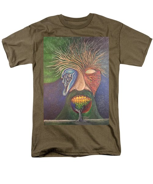 Trees Men's T-Shirt  (Regular Fit) by Steve  Hester