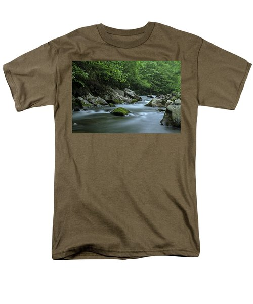 Tremont Men's T-Shirt  (Regular Fit) by John Gilbert