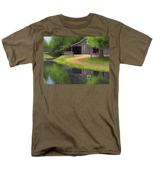 Triple L Ranch  Men's T-Shirt  (Regular Fit)