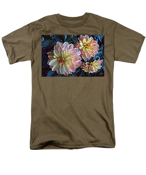 Trois Men's T-Shirt  (Regular Fit) by Geri Glavis