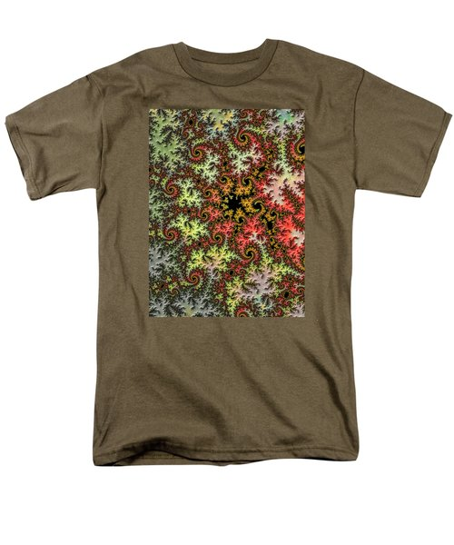 Men's T-Shirt  (Regular Fit) featuring the photograph Tropical Storm Embroidered by Ronda Broatch