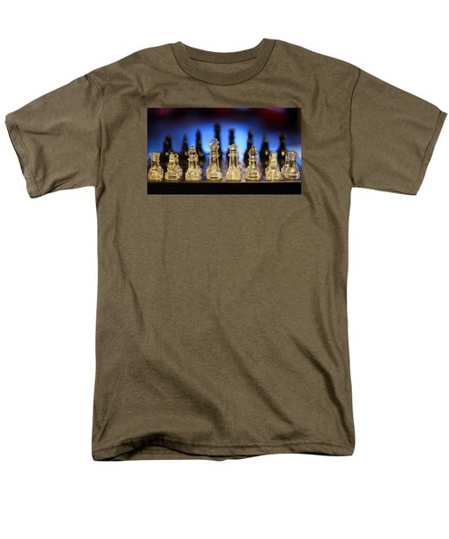 Trouble On The Horizon Men's T-Shirt  (Regular Fit) by Stephen Flint
