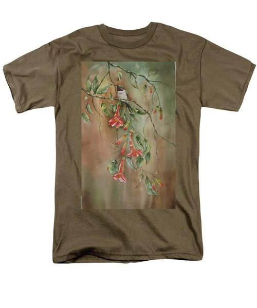 Trumpet Nectar Men's T-Shirt  (Regular Fit)