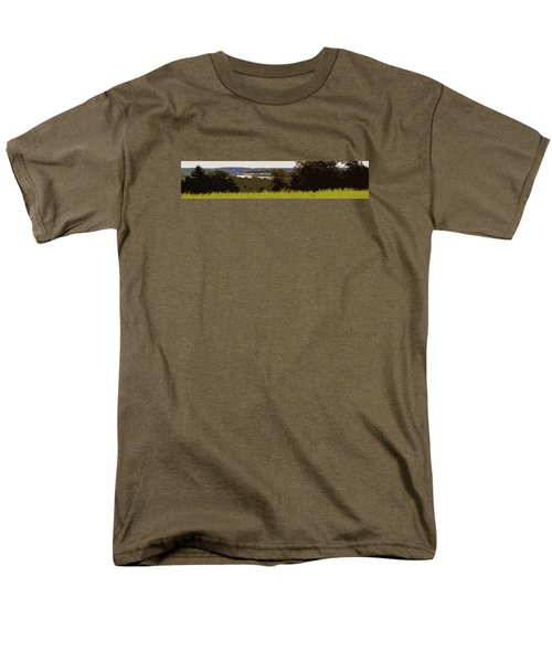 Tucked Away Men's T-Shirt  (Regular Fit) by Spyder Webb