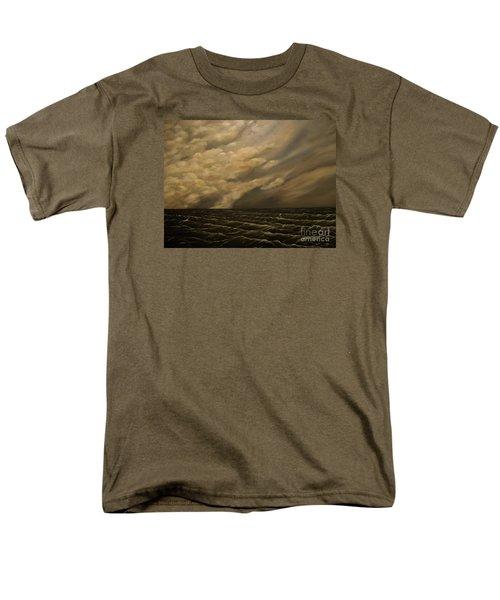 Men's T-Shirt  (Regular Fit) featuring the painting Tuesday Morning by John Stuart Webbstock