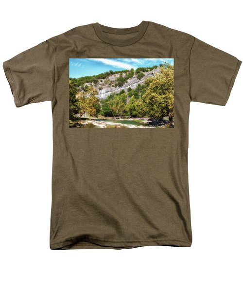 Turner's Gems Men's T-Shirt  (Regular Fit)