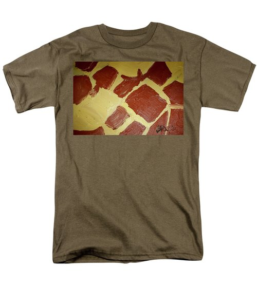 Turtle Lamp Men's T-Shirt  (Regular Fit) by Shea Holliman