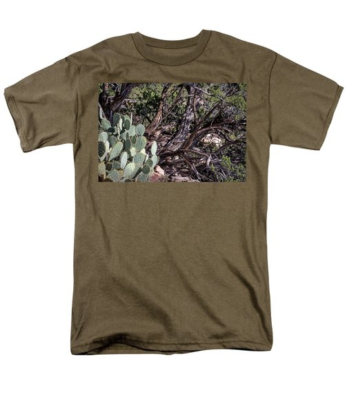 Twisted Men's T-Shirt  (Regular Fit) by John Gilbert