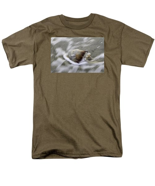 Tybee Isalnd Jellyfish Men's T-Shirt  (Regular Fit) by Elizabeth Eldridge