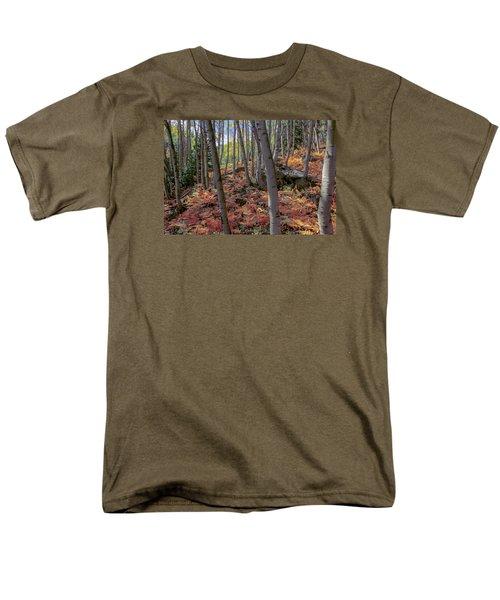 Under The Aspens Men's T-Shirt  (Regular Fit)