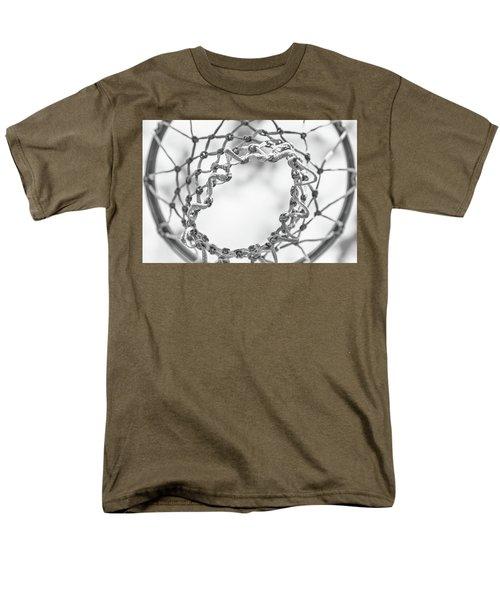 Under The Net Men's T-Shirt  (Regular Fit)