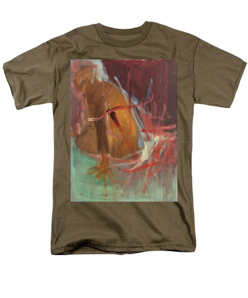 Unquiet Men's T-Shirt  (Regular Fit)