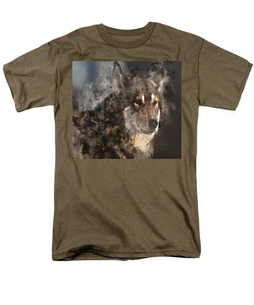 Unwavering Loyalty Men's T-Shirt  (Regular Fit) by Elaine Ossipov