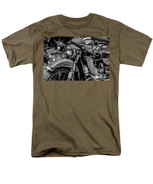 Ural Patrol Bike Men's T-Shirt  (Regular Fit) by Anthony Citro