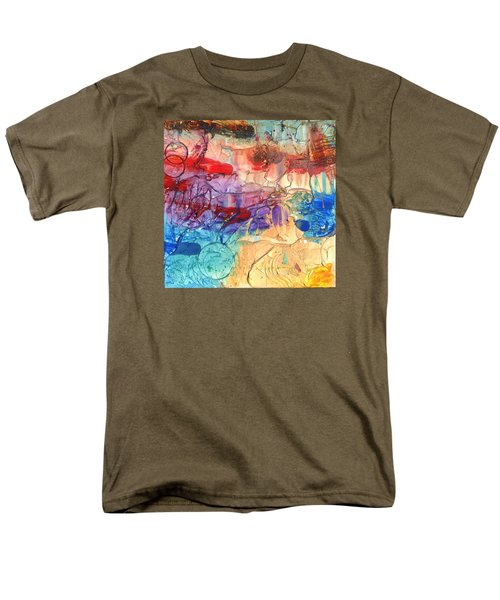 Vacation #2 Men's T-Shirt  (Regular Fit) by Phil Strang